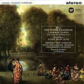 Mozart: Serenade No. 13, Ave verum corpus, German Dances -  Handel: Water Music by Herbert Von Karajan