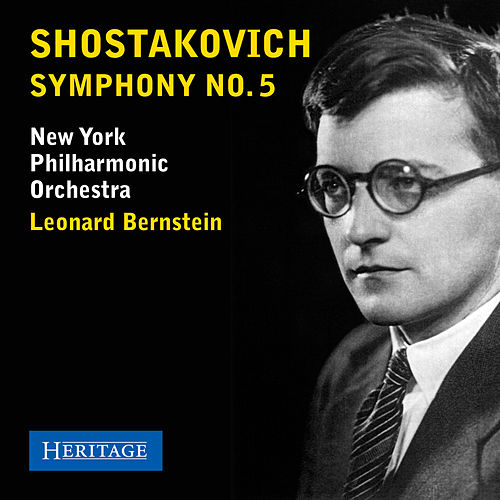 Shostakovich: Symphony No. 5 & Piano Concerto No. 2 by George Gershwin