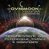 Ovnimoon Records Progressive Goa And Psychedelic Trance EP's 85-94 by Various Artists