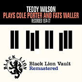 Plays Cole Porter and Fats Waller by Teddy Wilson