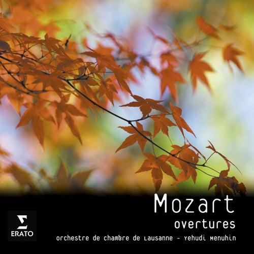 Mozart Overtures by Yehudi Menuhin