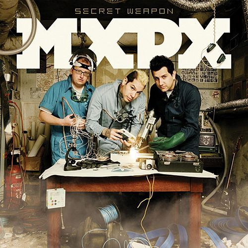 Secret Weapon by MxPx