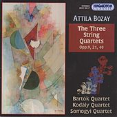 Bozay: String Quartets Nos. 1-3 by Various Artists