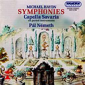 Play & Download Haydn, M. : Symphonies in D Major, A Major and G Major by Capella Savaria | Napster