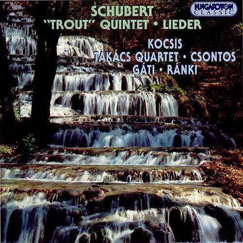 Schubert: Trout Quintet  / Lieder by Various Artists