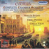 Couperin, A.L.: Chamber Sonatas (Complete) by Miklos Spanyi