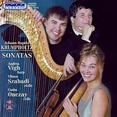 Krumpholtz: Chamber Music With Harp by Andrea Vigh