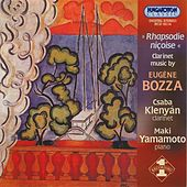 Bozza: Clarinet Music by Csaba Klenyan
