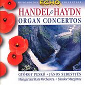 Play & Download Handel / Haydn: Organ Concertos by Various Artists | Napster
