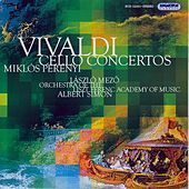 Vivaldi: Cello Concertos in E-Flat Major and B Minor / Concerto for 2 Cellos in G Minor by Miklos Perenyi