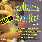 Play & Download Cachacas favoritas vol 5 by Various Artists | Napster