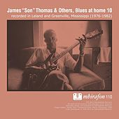 Blues At Home 10 by Various Artists