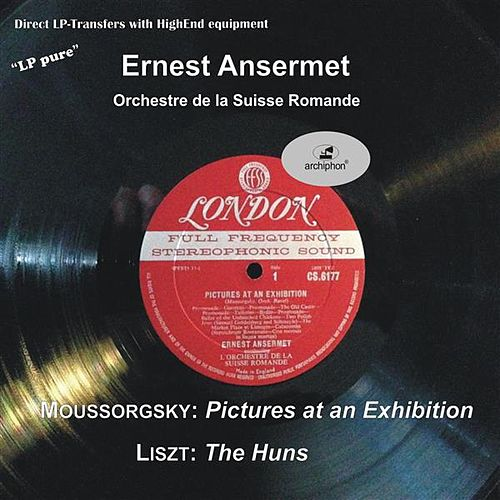 Play & Download Mussorgsky: Pictures at an Exhibition - Liszt: Hunnenschlacht, S. 105 by Orchestre de la Suisse Romande | Napster