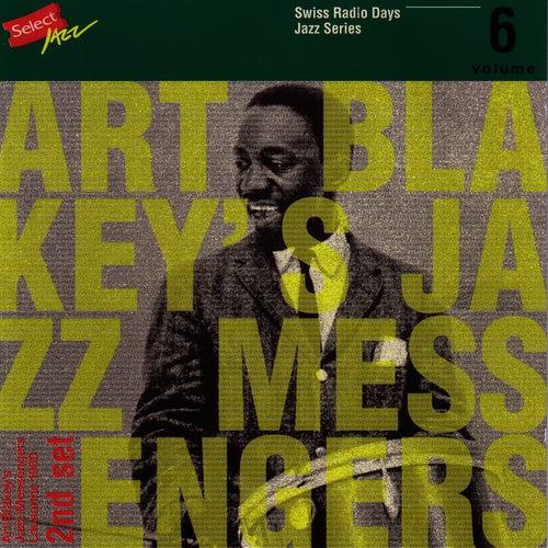 Art Blakey's Jazz Messengers, Lausanne 1960 Part 2 / Swiss Radio Days, Jazz Series Vol.6 by Art Blakey