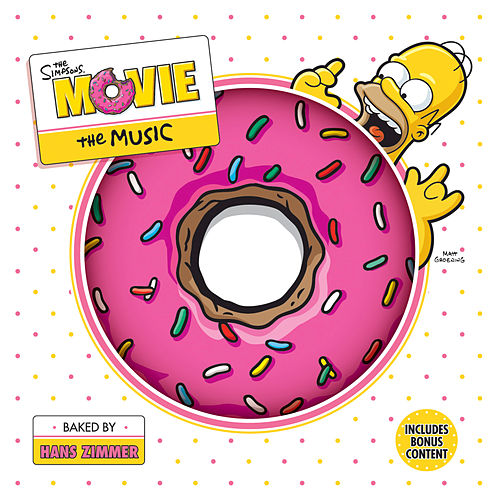 The Simpsons Movie: The Music von Hans Zimmer