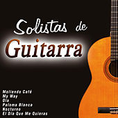 Play & Download Solistas de Guitarra by Various Artists | Napster