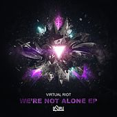 Play & Download We're Not Alone EP by Various Artists | Napster