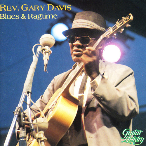 Blues & Ragtime by Reverend Gary Davis