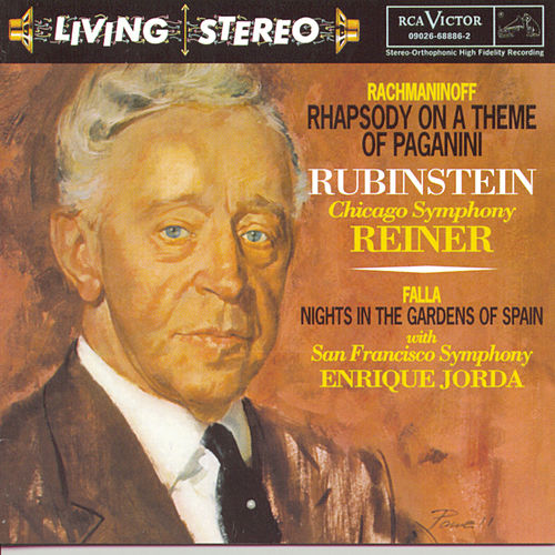 Rhapsody On A Theme Of Paganini by Various Artists