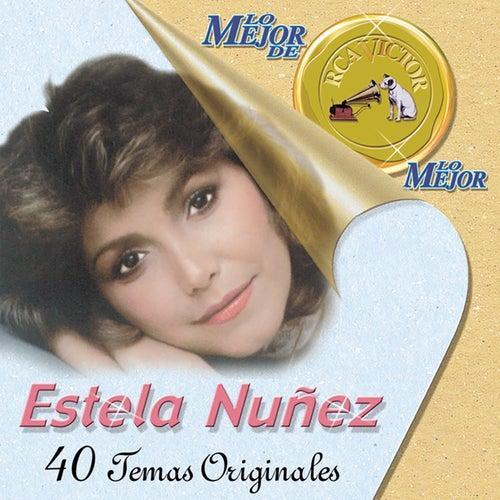 Play & Download Lo Mejor de lo Mejor by Estela Nunez | Napster