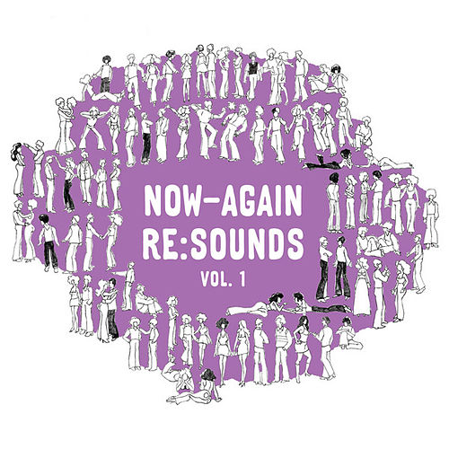 Now-Again Re:Sounds by Various Artists