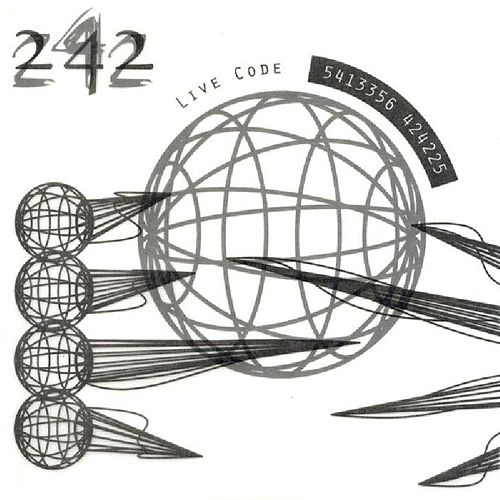 Live Code 5413356424225 by Front 242