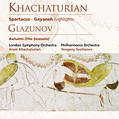 Play & Download Khachaturian: Spartacus and Gayaneh highlights etc by Various Artists | Napster