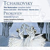 Tchaikovsky: The Nutcracker etc . Prokofiev: Cinderella highlights by Various Artists