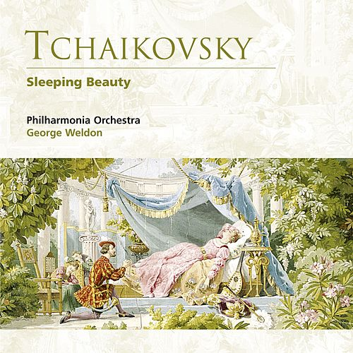 Play & Download Tchaikovsky: Sleeping Beauty by Philharmonia Orchestra | Napster