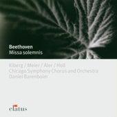 Beethoven : Missa Solemnis by Daniel Barenboim