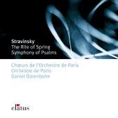 Stravinsky : Le Sacre du printemps [Rite of Spring] by Daniel Barenboim