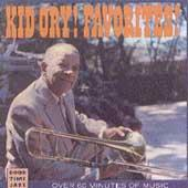Favorites! by Kid Ory