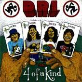 Play & Download 4 Of A Kind by D.R.I. | Napster