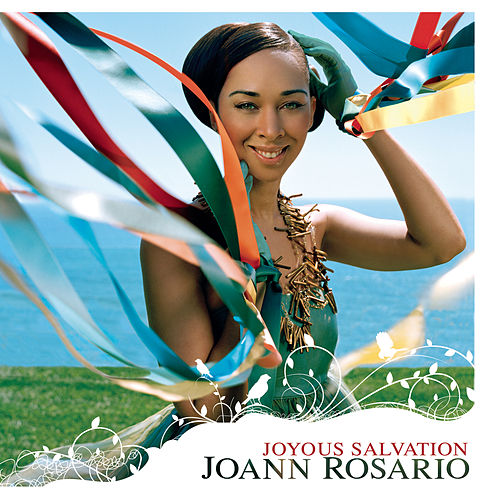 Joyous Salvation by Joann Rosario