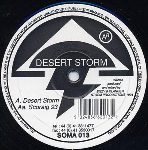 Play & Download Desert Storm by Desert Storm | Napster