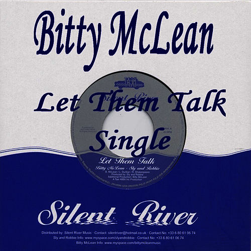 Play & Download Let Them Talk by Bitty McLean | Napster