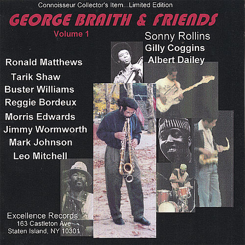 George Braith & Friends by George Braith