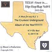 Play & Download Da Crunkest Underground Album of the Year!!!! by G.Mason's Productions | Napster