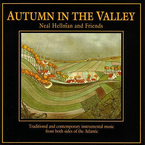 Autumn In The Valley by Neal Hellman