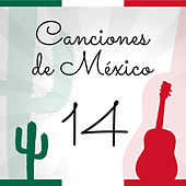 Play & Download Canciones de México (Volumen 14) by Various Artists | Napster