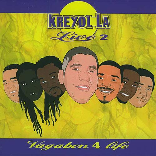 Play & Download Vagabond 4 Life, Vol. 2 (Live) by Kreyol La | Napster