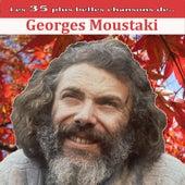 Les 35 plus belles chansons de… by Georges Moustaki