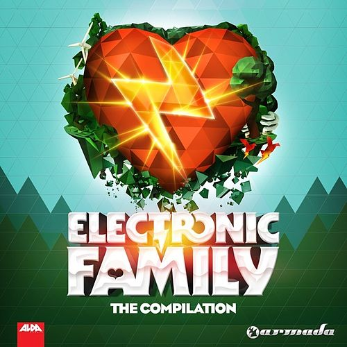Electronic Family 2014 - The Compilation by Various Artists