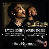 Thug Brothers (Collector's Edition) by Bone Thugs-N-Harmony & Outlawz