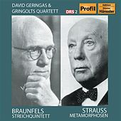 Play & Download Braunfels: String Quintet, Op. 63 - Strauss: Metamorphosen, TrV 290 by Various Artists | Napster