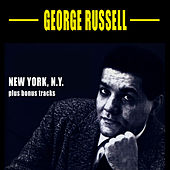 New York, N.Y. (feat. John Coltrane, Benny Golson, Art Farmer & Bill Evans) by George Russell