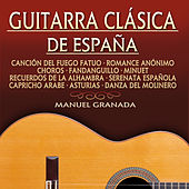 Play & Download Guitarra Clásica de España by Manuel Granada | Napster