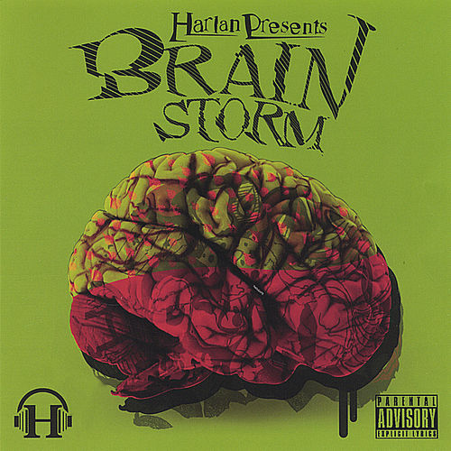 Play & Download Brainstorm by Harlan | Napster