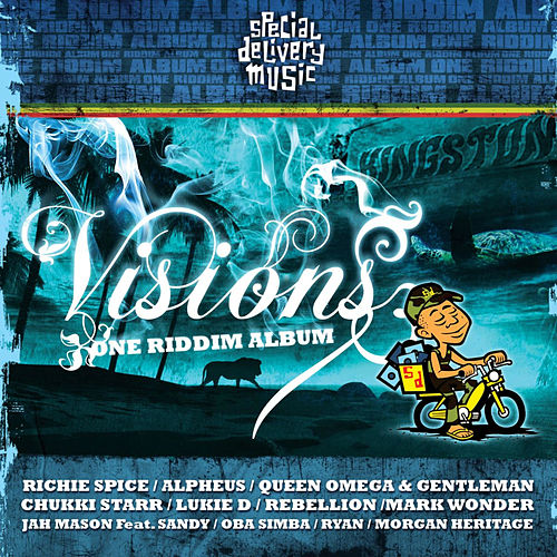Play & Download Visions One Riddim Album by Various Artists | Napster