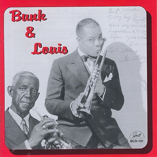 Play & Download Bunk & Louis by Bunk Johnson | Napster